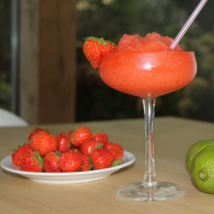 Frozen Strawberry Daiquirri