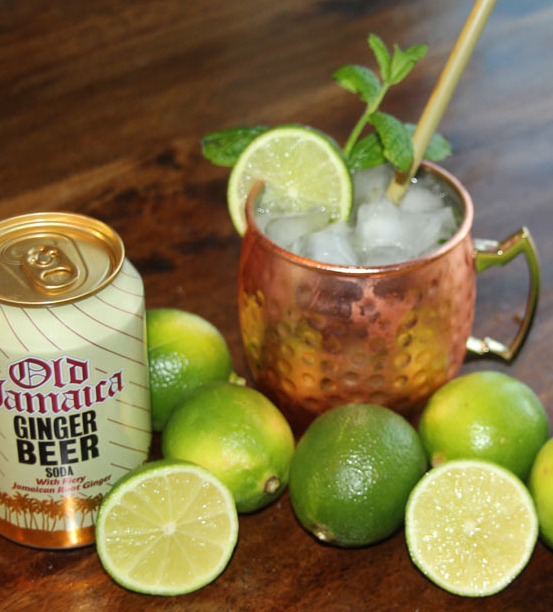 The Mimic Moscow Mule